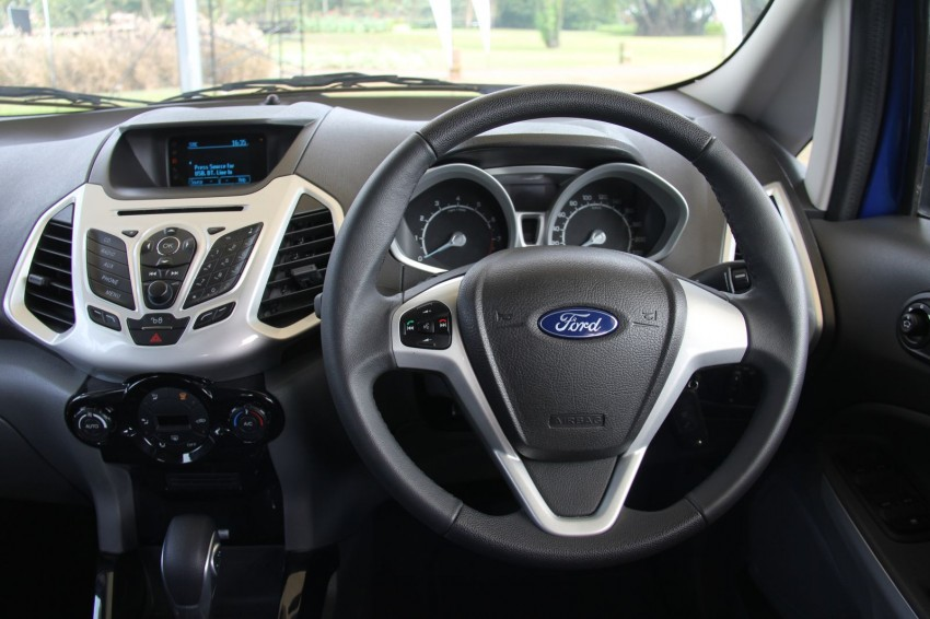 Ford EcoSport 1.0L EcoBoost: first impressions Image #173947