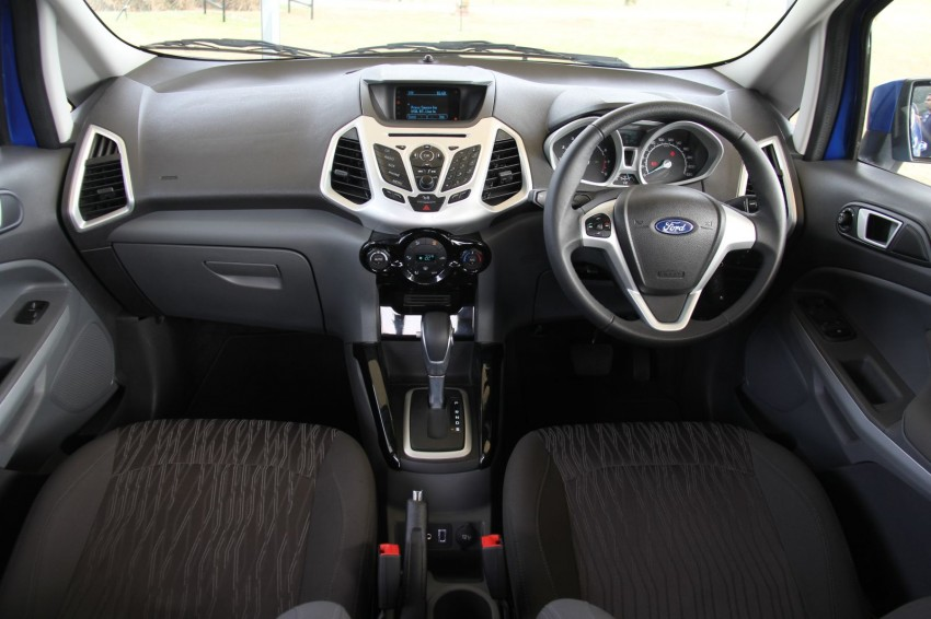 Ford EcoSport 1.0L EcoBoost: first impressions Image #173941