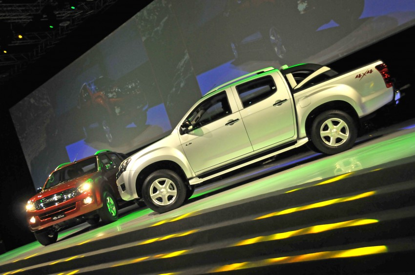 2nd-gen Isuzu D-Max launched – RM70k to RM101k Image #174438