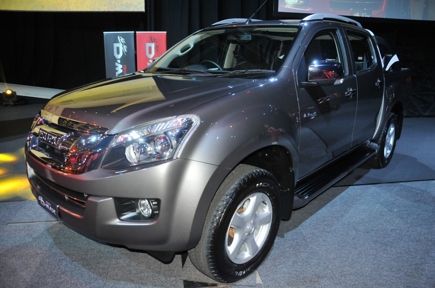 2nd-gen Isuzu D-Max launched – RM70k to RM101k Image #174439