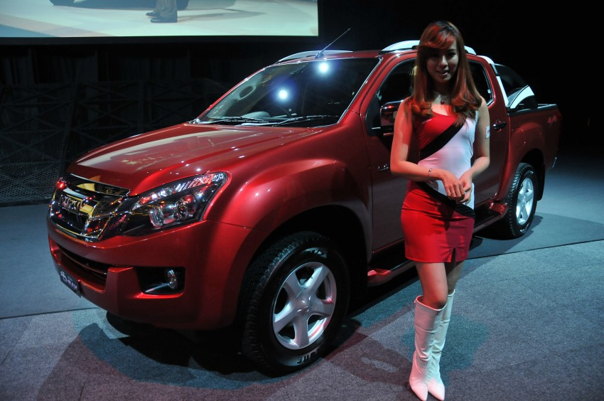 2nd-gen Isuzu D-Max launched – RM70k to RM101k Image #174440