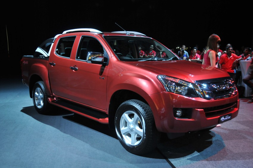 2nd-gen Isuzu D-Max launched – RM70k to RM101k Image #174441