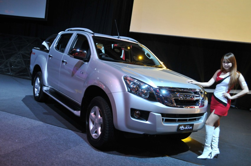 2nd-gen Isuzu D-Max launched – RM70k to RM101k Image #174447