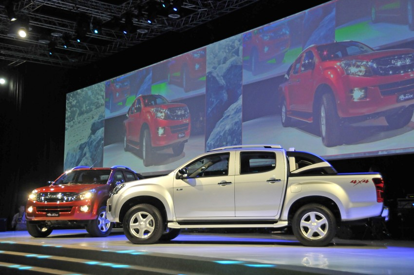 2nd-gen Isuzu D-Max launched – RM70k to RM101k Image #174456