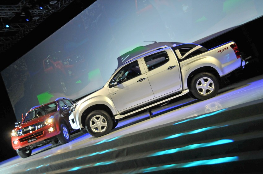 2nd-gen Isuzu D-Max launched – RM70k to RM101k Image #174457