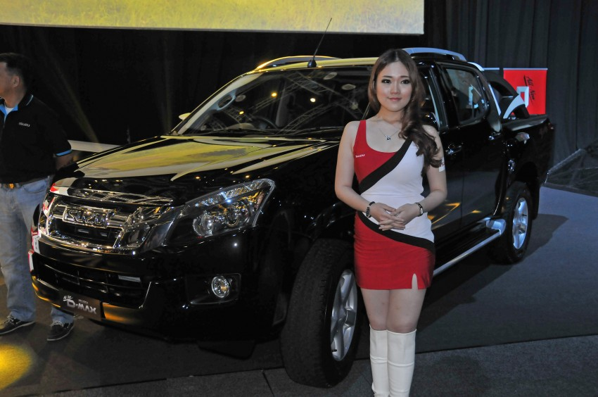2nd-gen Isuzu D-Max launched – RM70k to RM101k Image #174458