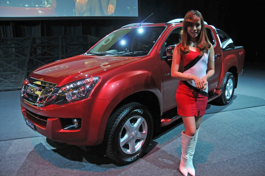 2nd-gen Isuzu D-Max launched – RM70k to RM101k Image #174460