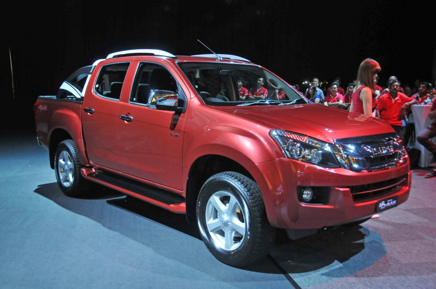 2nd-gen Isuzu D-Max launched – RM70k to RM101k Image #174462