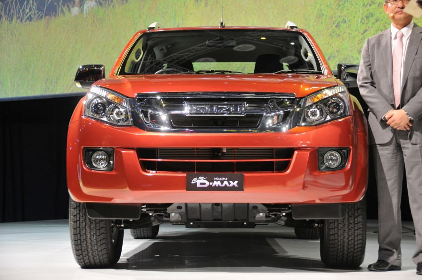2nd-gen Isuzu D-Max launched – RM70k to RM101k Image #174464