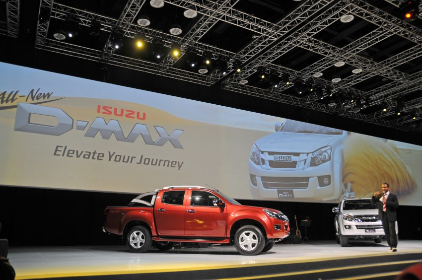2nd-gen Isuzu D-Max launched – RM70k to RM101k Image #174467