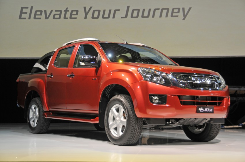 2nd-gen Isuzu D-Max launched – RM70k to RM101k Image #174468