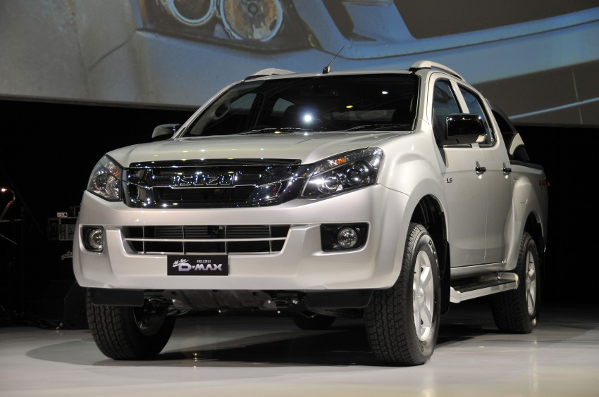 2nd-gen Isuzu D-Max launched – RM70k to RM101k Image #174469
