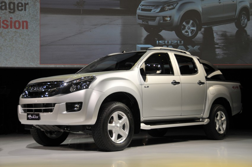 2nd-gen Isuzu D-Max launched – RM70k to RM101k Image #174470