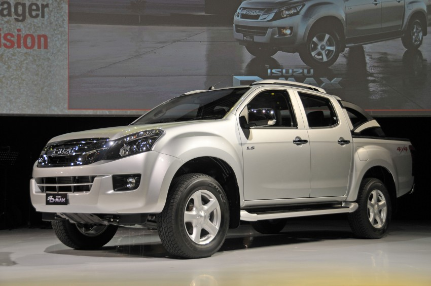 2nd-gen Isuzu D-Max launched – RM70k to RM101k Image #174471