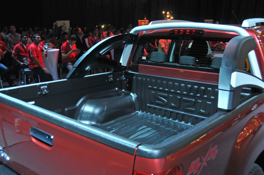 2nd-gen Isuzu D-Max launched – RM70k to RM101k Image #174473
