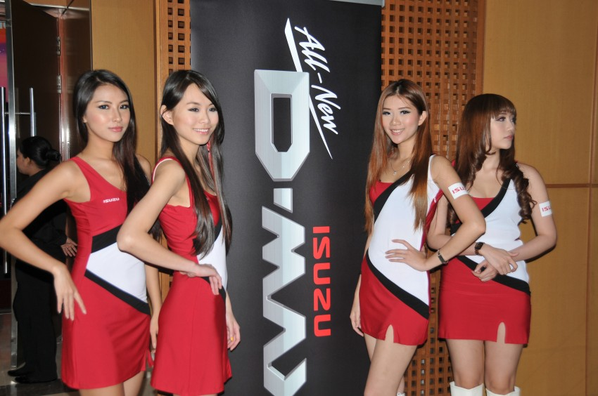 2nd-gen Isuzu D-Max launched – RM70k to RM101k Image #174499