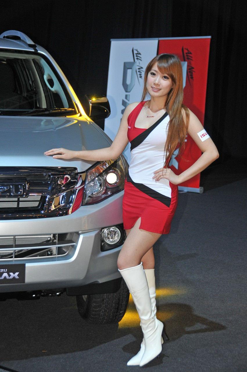 2nd-gen Isuzu D-Max launched – RM70k to RM101k Image #174508
