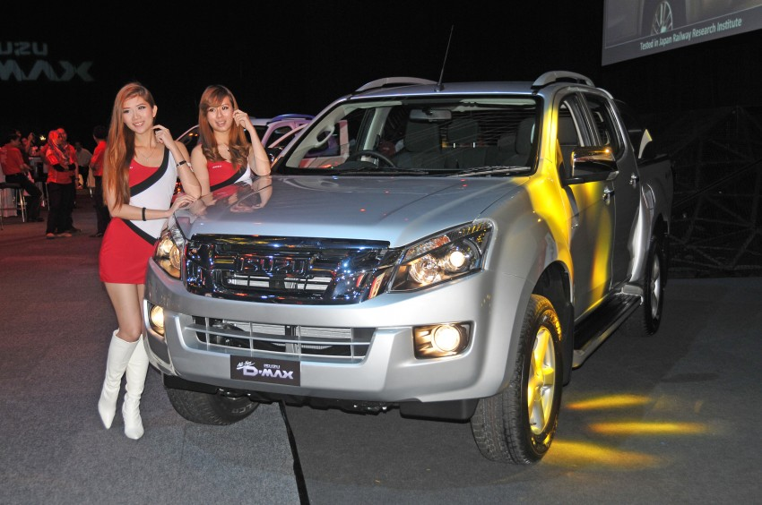 2nd-gen Isuzu D-Max launched – RM70k to RM101k Image #174510