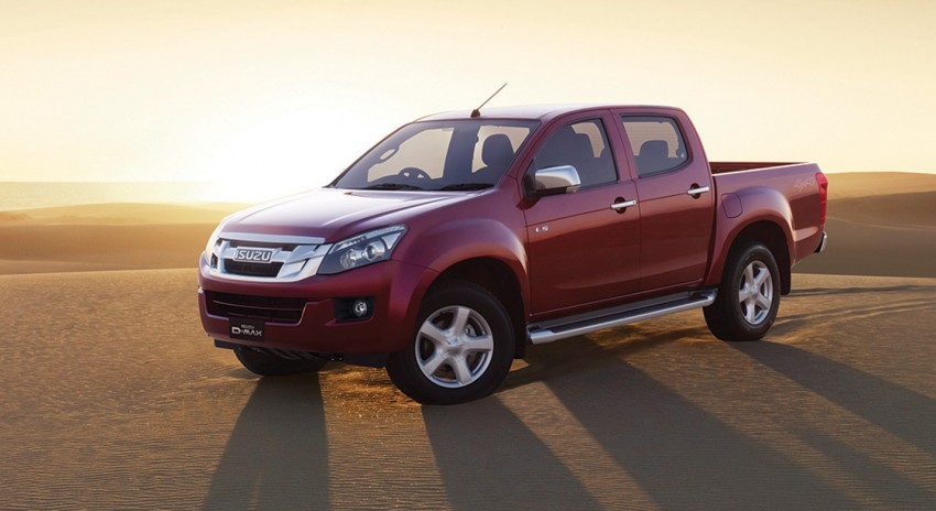 2nd-gen Isuzu D-Max launched – RM70k to RM101k Image #174399