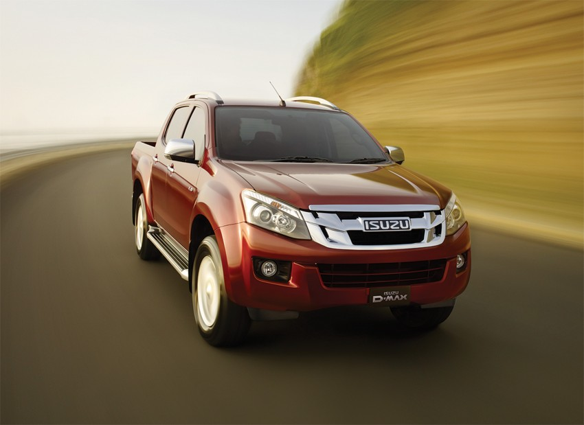 2nd-gen Isuzu D-Max launched – RM70k to RM101k Image #174400