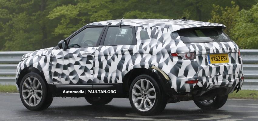 SPYSHOTS: New Land Rover Freelander seen testing Image #176566