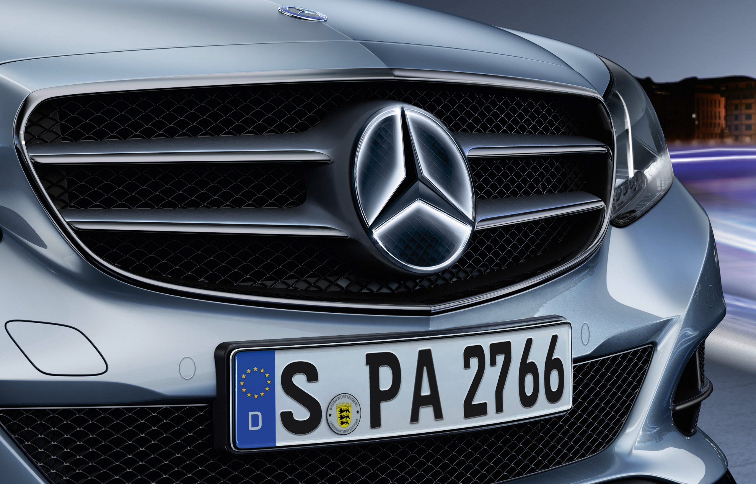 official mercedes benz e class accessories released image