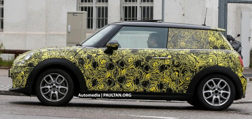 SPIED: Best look yet at the new MINI Cooper S 3-door Image #176791