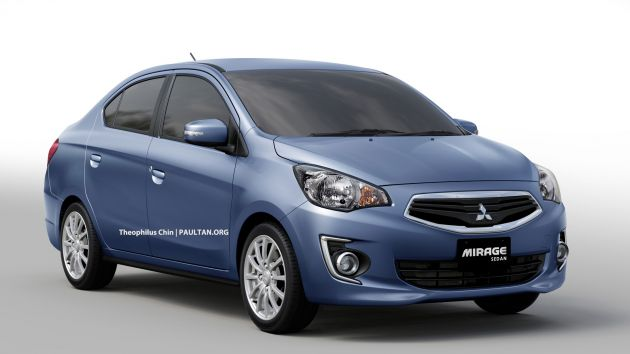 Mirage-Sedan-front-render
