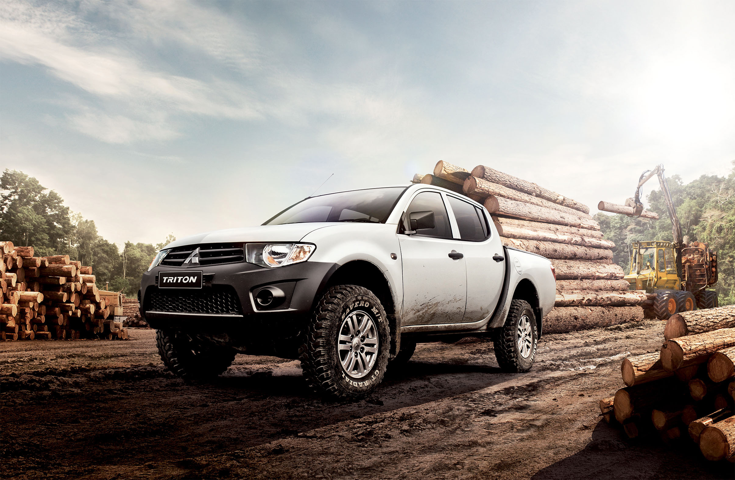 Mitsubishi Triton Heavy Duty Introduced For RMk Standardfit - Mitsubishi registration