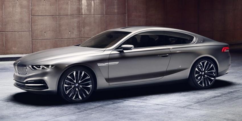 BMW Pininfarina Gran Lusso Coupe – plenty of flair Image #176477