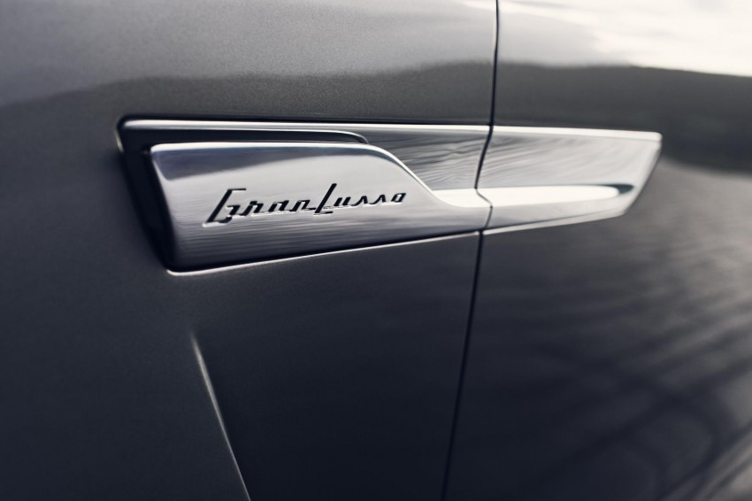 BMW Pininfarina Gran Lusso Coupe – plenty of flair Image #176484