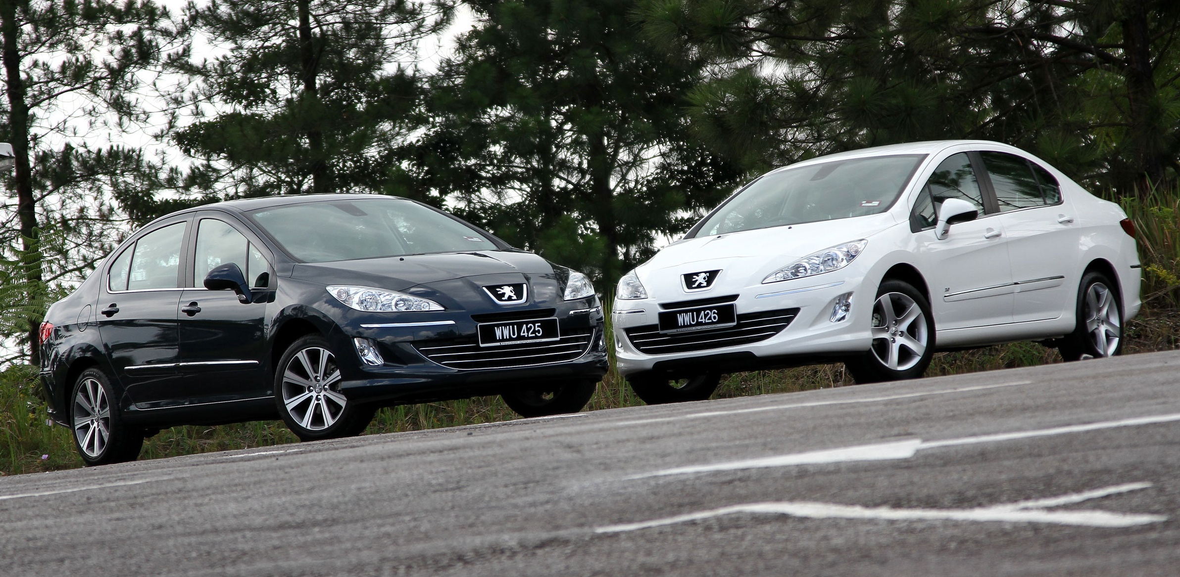 Five-year Free Service Programme With Peugeot 408 Purchase