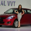 CKD Suzuki Swift 1.4 is here – GL RM66k, GLX RM74k