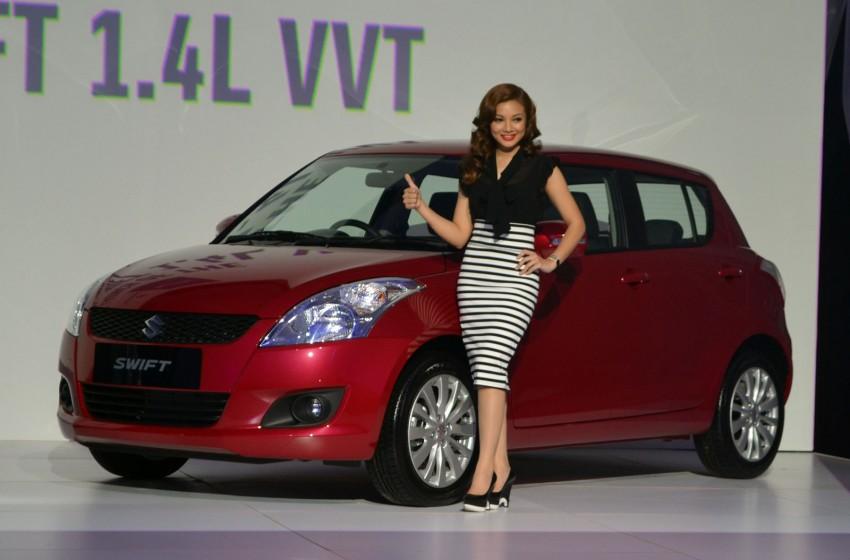 CKD Suzuki Swift 1.4 is here – GL RM66k, GLX RM74k Image #173914