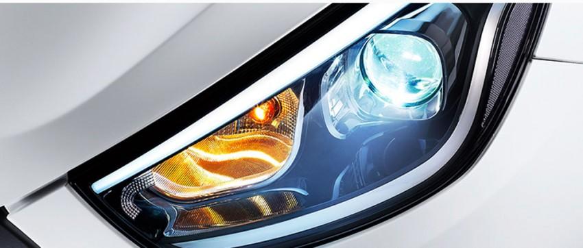 Hyundai Tucson facelift to make Korean debut Image #172995