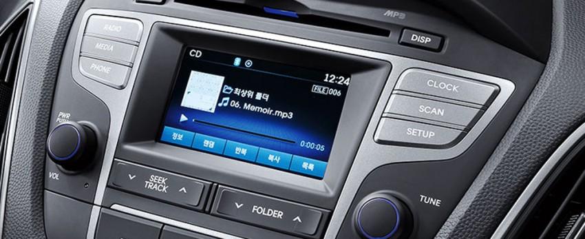 Hyundai Tucson facelift to make Korean debut Image #172994