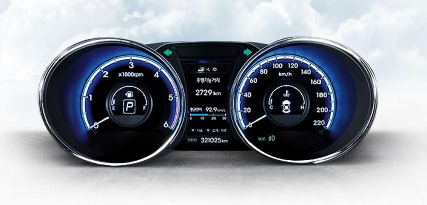 Hyundai Tucson facelift to make Korean debut Image #172993