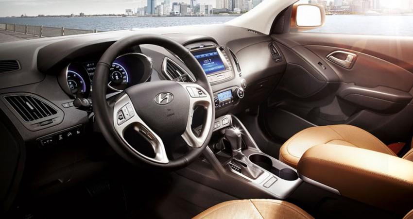 Hyundai Tucson facelift to make Korean debut Image #172991