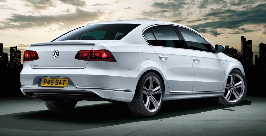 Volkswagen Passat swaps 1.8 for 1.4, gets R-Line kit Image #174039