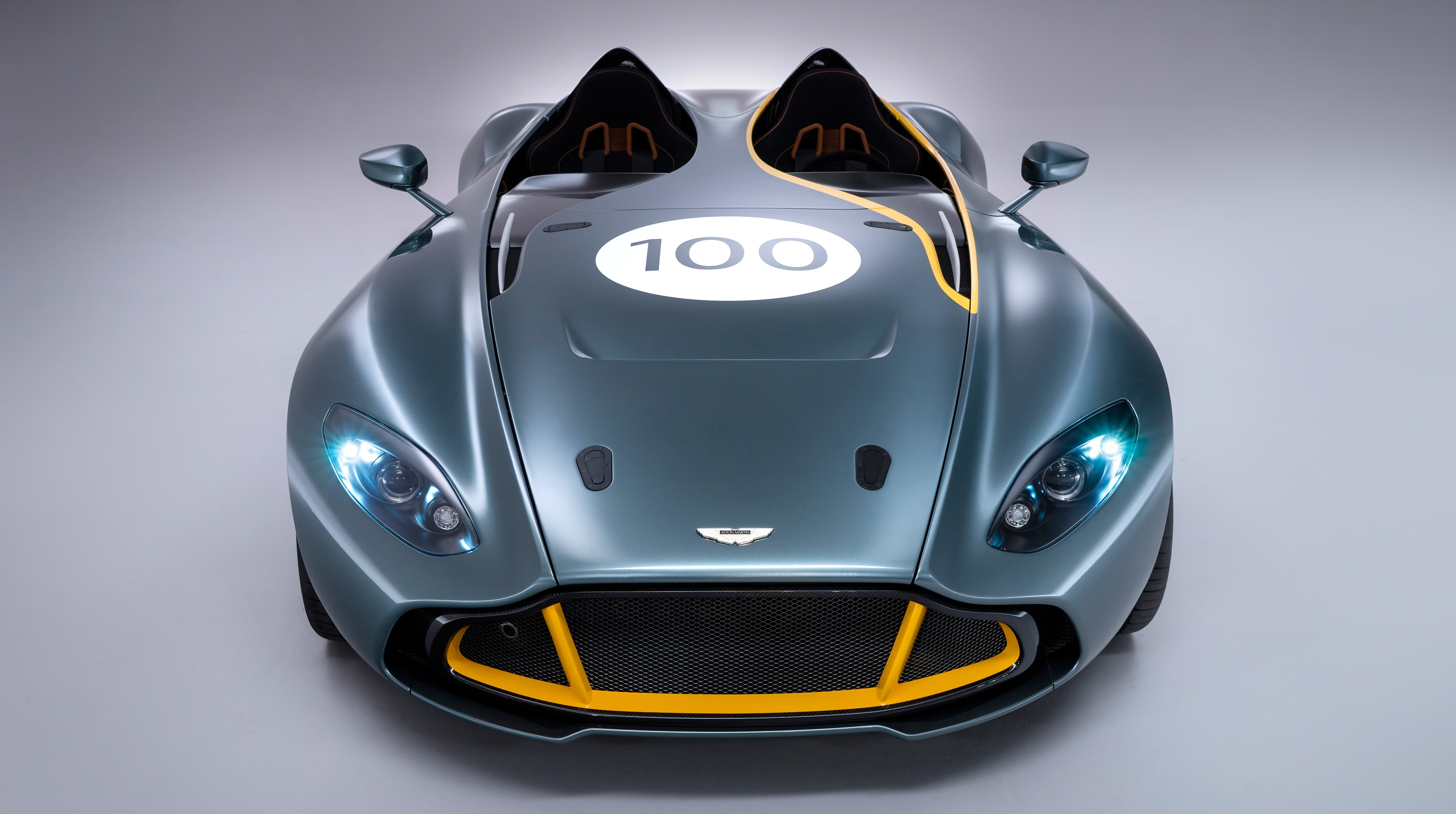 Privacy Policy >> Aston Martin CC100 Speedster Concept is a one-off Paul Tan