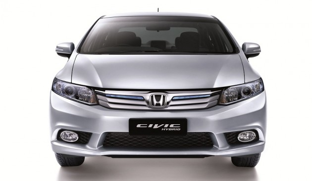 Honda Civic Hybrid Gets Extra Kit Without The Cost