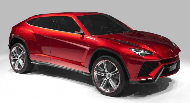 lamborghini urus 4 0 v8 turbo not for firm\u0027s supercars