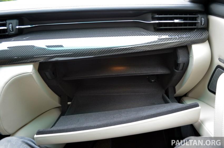 DRIVEN: New Maserati Quattroporte V6 tested in Italy Image #177450