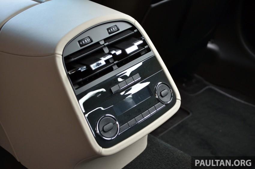 DRIVEN: New Maserati Quattroporte V6 tested in Italy Image #177455