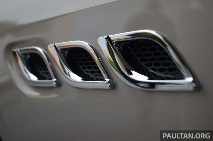 DRIVEN: New Maserati Quattroporte V6 tested in Italy Image #177411
