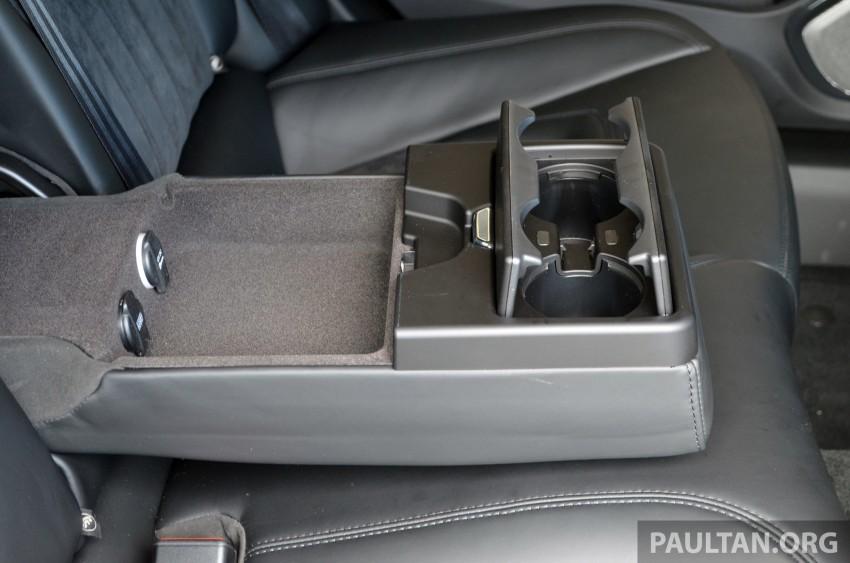 DRIVEN: New Maserati Quattroporte V6 tested in Italy Image #177461