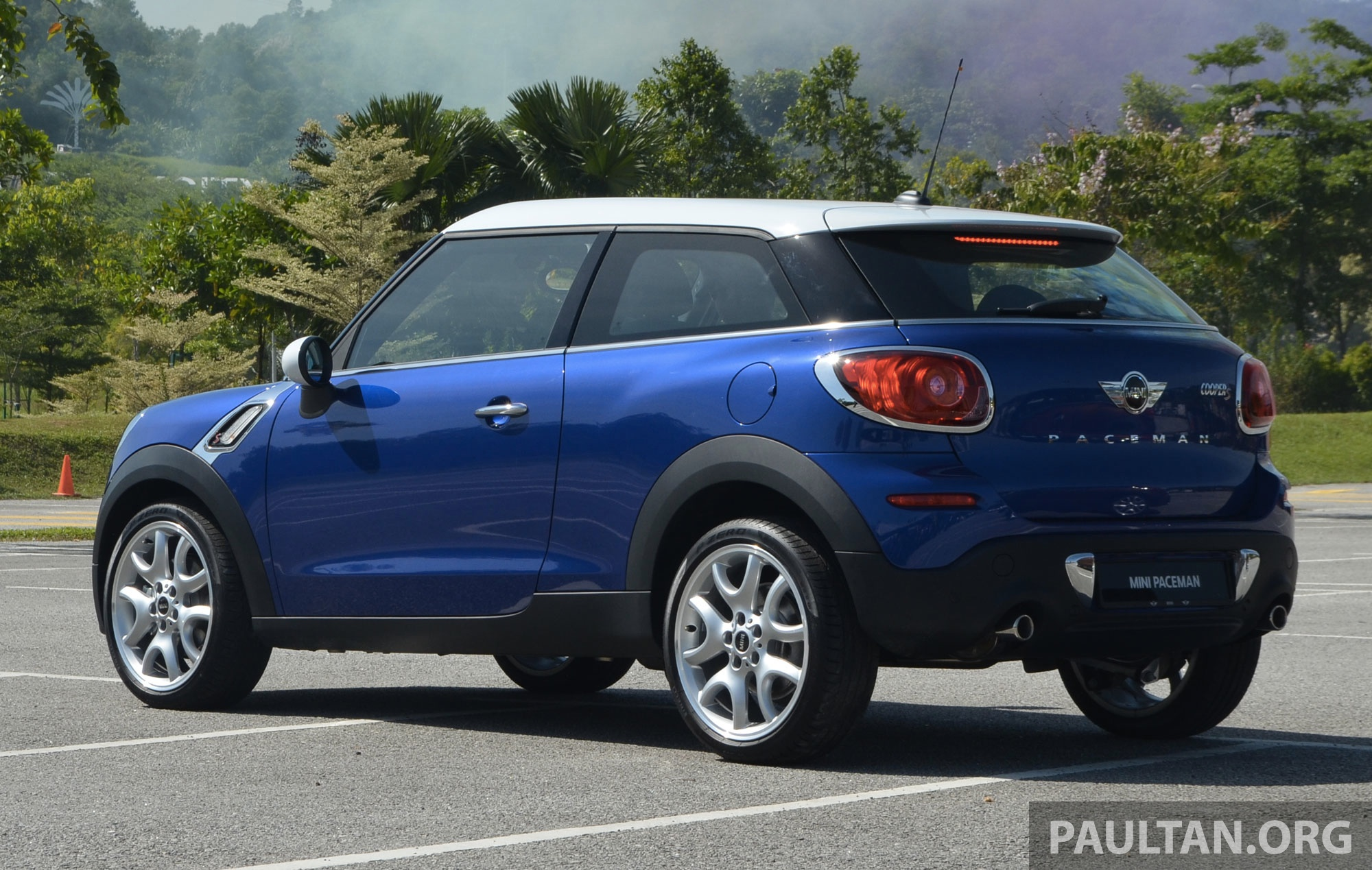 mini paceman malaysia launch cooper s for rm289k. Black Bedroom Furniture Sets. Home Design Ideas