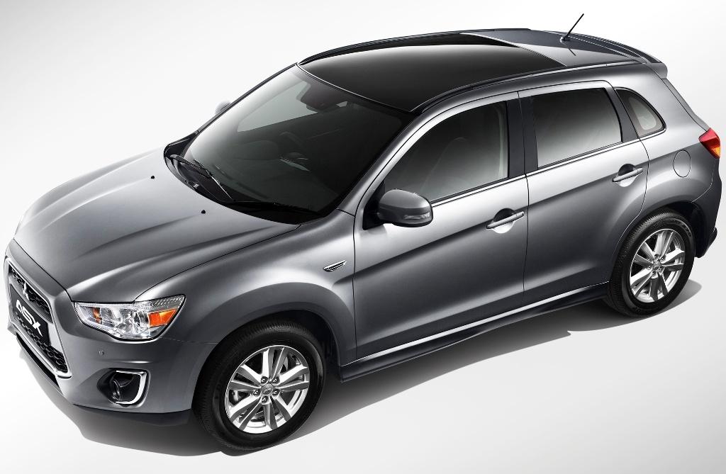 Mitsubishi Asx Facelift Introduced Rm140k