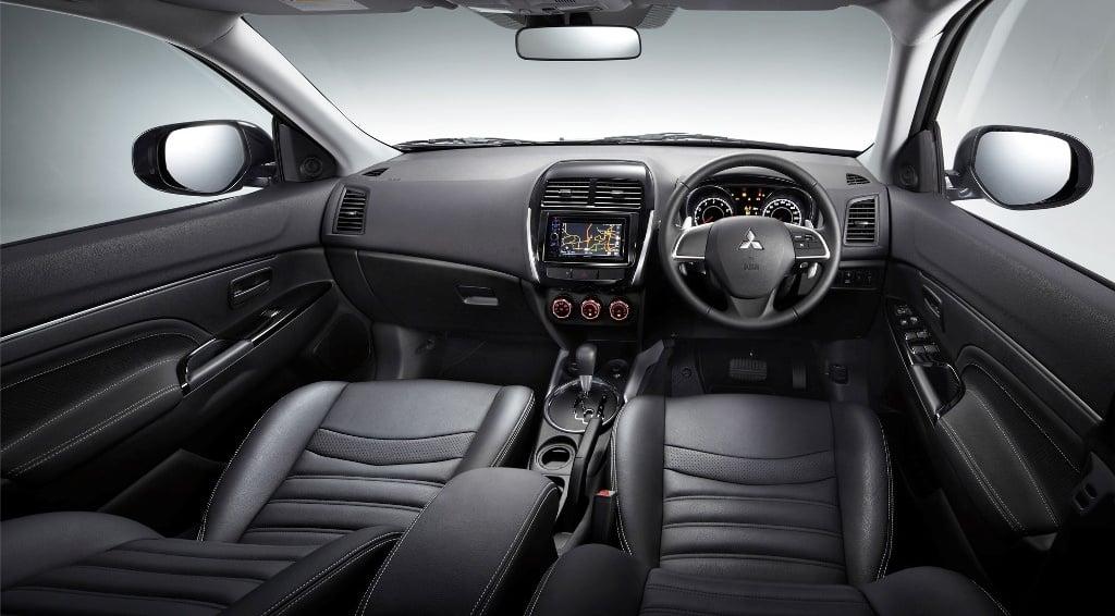 Mitsubishi ASX Facelift Introduced RM140k Paul Tan