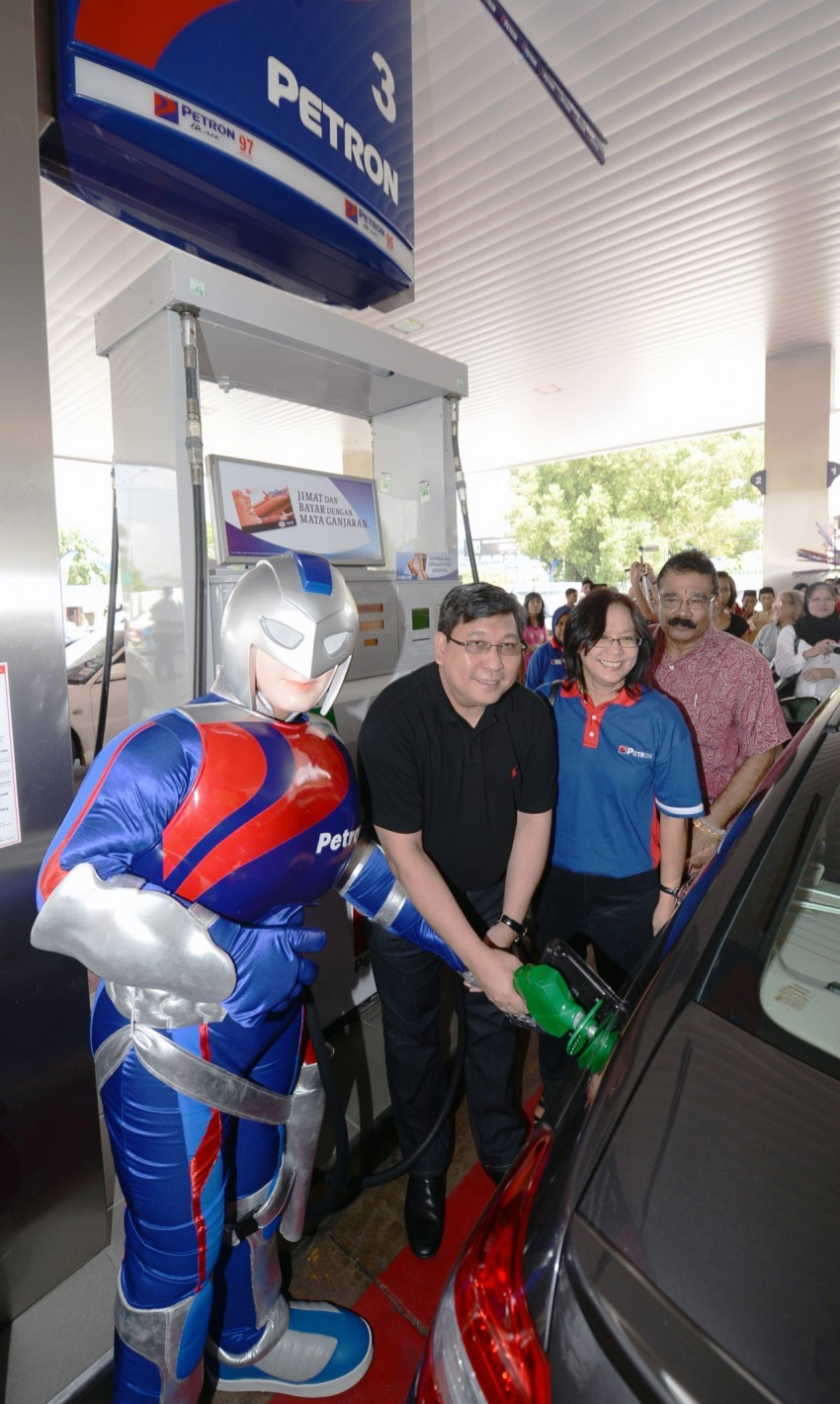 Petron celebrates first anniversary in Malaysia Image #174583